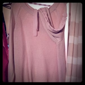 Lane bryant sweater.